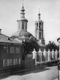 Church of St Pankratios the Miracle Worker, Moscow, Russia, 1881 Photographic Print by  Scherer Nabholz & Co