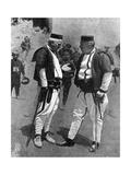 Serbian Peasants, 1936 Giclee Print