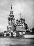 Church of St Nicholas the Miracle Maker, Moscow, Russia, 1882 Photographic Print by  Scherer Nabholz & Co
