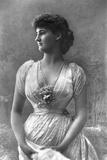 The Duchess of Leinster, 1890 Reproduction photographique par W&d Downey