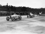 British Grand Prix, Brooklands, Surrey, 1927 Photographic Print