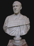Bust of Philip the Arab, 3rd C AD Photographic Print
