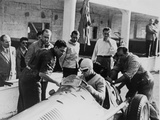 Onofre Marimon at the French Grand Prix, Reims, 1951 Photographic Print