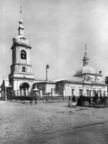 Church of the Forty Martyrs of Sebaste, Moscow, Russia, 1882 Photographic Print by  Scherer Nabholz & Co
