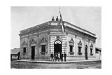 Police Magistrate's Office, Carapegua, Paraguay, 1911 Giclee Print