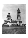 Church of Saints Martyrs Florus and Laurus, Moscow, Russia, 1882 Giclee Print by  Scherer Nabholz & Co