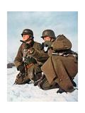 German Soldiers, World War II, 1942 Giclee Print
