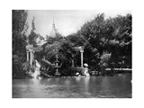 Zoological Gardens, Palermo Park, Buenos Aires, Argentina Giclee Print