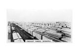 Freight Yards, Winnipeg, Manitoba, Canada, C1920S Giclee Print