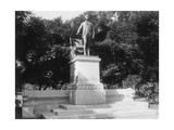 Statue of George Washington (1732-179), Buenos Aires, Argentina, 1927 Giclee Print