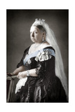 Queen Victoria of the United Kingdom, C1890 Giclee Print