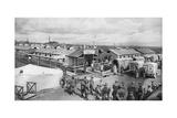 German Bandaging Station at Vigneulles, Lorraine, France, World War I, 1915 Giclee Print