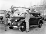 1939 Chevrolet Coach J Series, (C1939) Photographic Print