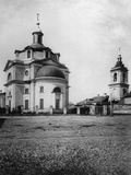 Church of St John the Forerunner, Kazennaya, Moscow, Russia, 1881 Photographic Print by  Scherer Nabholz & Co