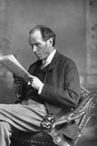 James Payn (1830-189), English Novelist, 1890 Reproduction photographique par W&d Downey