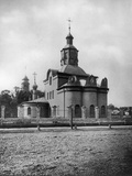 Church of the Life-Giving Trinity, Kapelki, Moscow, Russia, 1882 Photographic Print by  Scherer Nabholz & Co