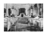 German Hospital Dormitory for Soldiers, Frankfurt Am Main, Germany, World War I, 1915 Giclee Print
