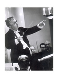 Aram Khachaturian, Soviet-Armenian Composer, 1960S Giclee Print