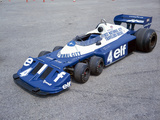 1977 Elf Tyrrell P34 Photographic Print