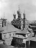 Church of St George the Victorious, Yendovy, Moscow, Russia, 1881 Photographic Print by  Scherer Nabholz & Co