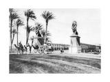 The Kasr-El-Nile Bridge, Cairo, Egypt, C1920S Giclee Print