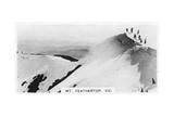 Mount Feathertop, Victoria, Australia, 1928 Giclee Print
