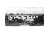 Saskatoon, Central Saskatchewan, Canada, C1920S Giclee Print