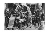 German State Munition Factory, World War I, 1917 Giclee Print