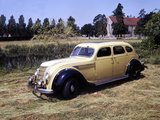 1935 Chrysler Airflow Car Photographic Print