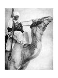 Desert Warrior of Africa, 1936 Giclee Print