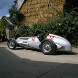 1937 Mercedes Benz W125 Photographic Print