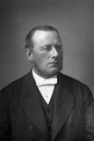 Reverend Dr Warre, 1890 Reproduction photographique par W&d Downey