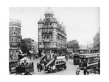 The Elephant and Castle, London, 1926-1927 Giclee Print