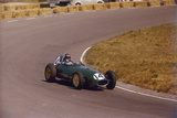 Graham Hill Driving a Lotus Climax 16, Dutch Grand Prix, Zandvoort, Holland, 1959 Photographic Print