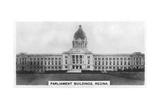 Parliament Buildings, Regina, Saskatchewan, Canada, C1920S Giclee Print