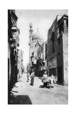 The Native Quarter, Cairo, Egypt, C1920s Giclee Print
