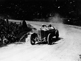 Otto Salzer in a Mercedes GP/14, in the Targa Florio, Sicily, 1922 Photographic Print