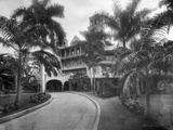 Myrtle Bank Hotel, Kingston, Jamaica, 1931 Photographic Print