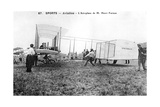 Farman Biplane No 1, C1912 Giclee Print