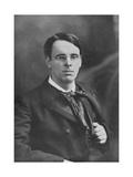 William Butler Yeats, Irish Poet and Playwright, C1900s Giclee Print