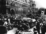 Liberation of Paris, 25 August 1944 Photographic Print