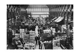 Fruit Department, Covent Garden, London, 1926-1927 Giclee Print