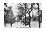 Lord Street, Southport, 1937 Giclee Print