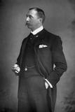William Hunter Kendal (1843-191), English Actor, 1893 Reproduction photographique par W&d Downey