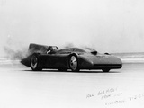 Bluebird at Daytona, 1935 Papier Photo