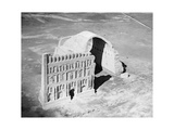 The Taq-I Kisra from the Air, Ctesiphon, Iraq, 1926 Giclee Print