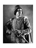 Fernand Ansseau (1890-197), Belgian Operatic Tenor, Active 1913-1939 Giclee Print
