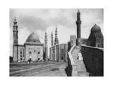 The Mosques of Sultan Hassan and El Rufai, Cairo, Egypt, C1920S Giclee Print