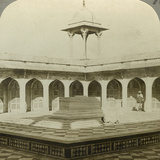 Akbar's Tomb, Sikandara, Uttar Pradesh, India, C1900s Photographic Print by  Underwood & Underwood