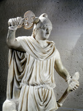 Mithras, Ancient Persian God of Light Photographic Print